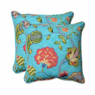 Arabella Indoor/Outdoor Throw Pillow