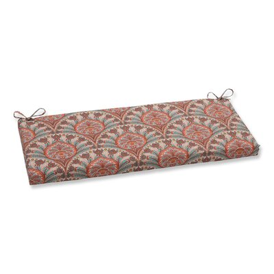 Crescent Beach Outdoor Bench Cushion