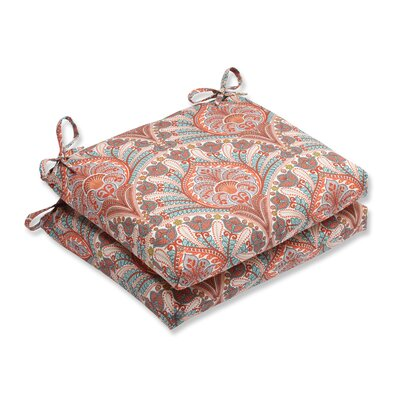 Crescent Beach Outdoor Dining Chair Cushion