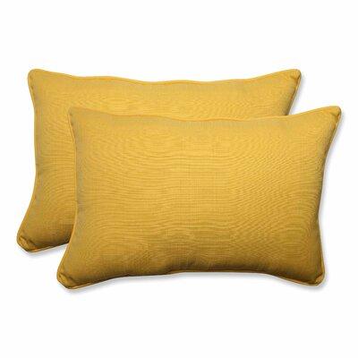 Forsyth Soleil Outdoor Lumbar Pillow Size: 16.5 H x 24.5 W