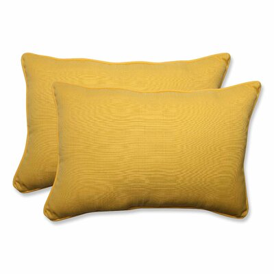 Forsyth Soleil Outdoor Lumbar Pillow Size: 16.5