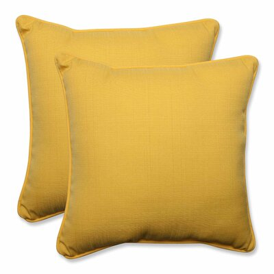 Forsyth Soleil Outdoor/Indoor Throw Pillow