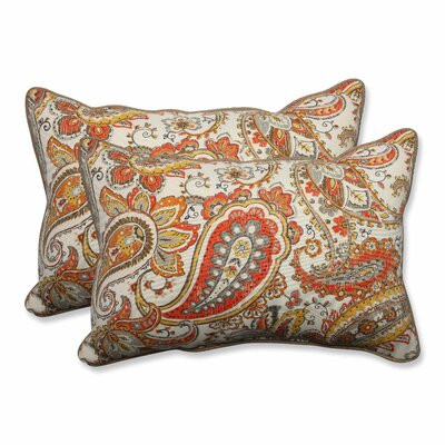 Hadia Sunset Outdoor/Indoor Throw Pillow Size: 16.5 H x 24.5 W