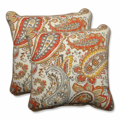 Hadia Sunset Indoor/Outdoor Throw Pillow