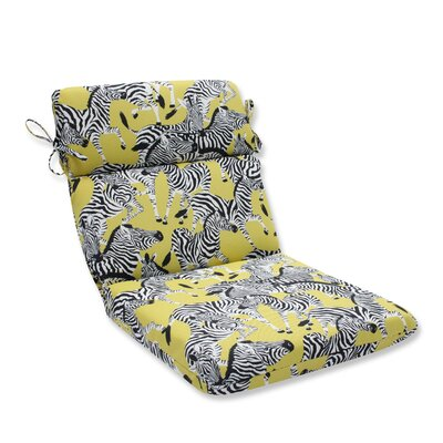 Herd Together Wasabi Outdoor Dining Chair Cushion