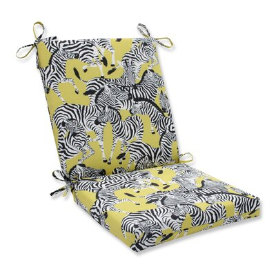Herd Together Wasabi Outdoor Lounge Chair Cushion