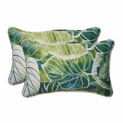 Key Cove Lagoon Indoor/Outdoor Throw Pillow Size: 11.5 H x 18.5 W