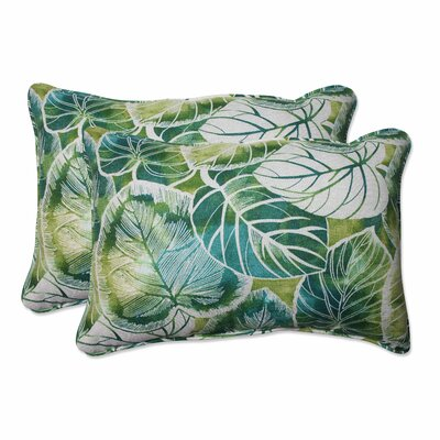 Key Cove Lagoon Indoor/Outdoor Throw Pillow Size: 16.5 H x 24.5 W