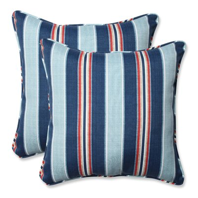 Kingston Indoor/Outdoor Throw Pillow