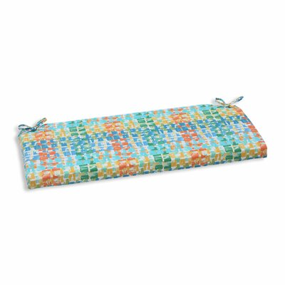 Quibble Sunsplash Outdoor Bench Cushion
