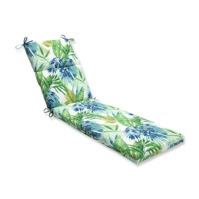 Soleil Outdoor Chaise Lounge Cushion