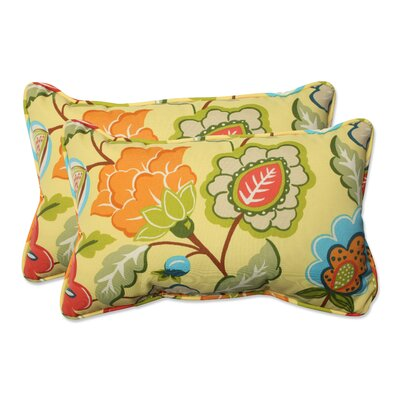 Timmo Sunshine Outdoor/Indoor Throw Pillow Size: 11.5 H x 18.5 W