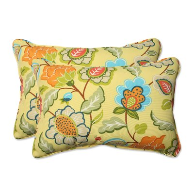 Timmo Sunshine Outdoor/Indoor Throw Pillow Size: 16.5