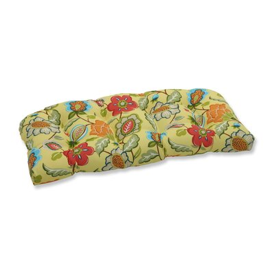 Timmo Sunshine Outdoor Love Seat Cushion