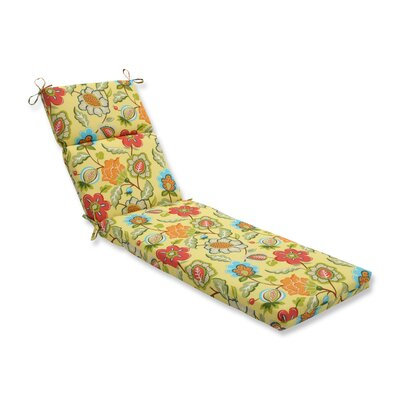 Timmo Sunshine Outdoor Chaise Lounge Cushion