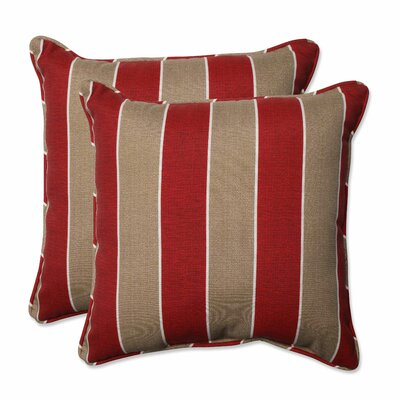 Wickenburg Indoor/Outdoor Throw Pillow