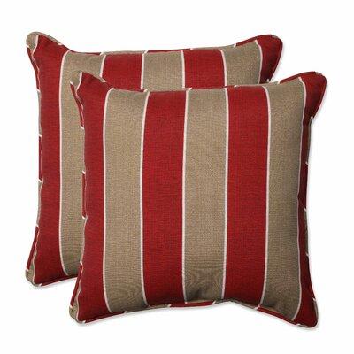 Wickenburg Indoor/Outdoor Throw Pillow