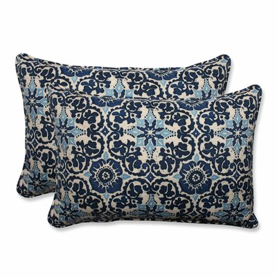 Hilldale Outdoor Lumbar Pillow Size: 16.5 H x 24.5 W