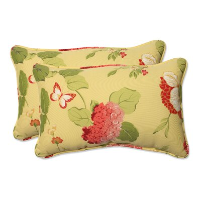 Risa Corded Indoor/Outdoor Lumbar Pillow Size: 5 H x 11.5 W x 18.5 D