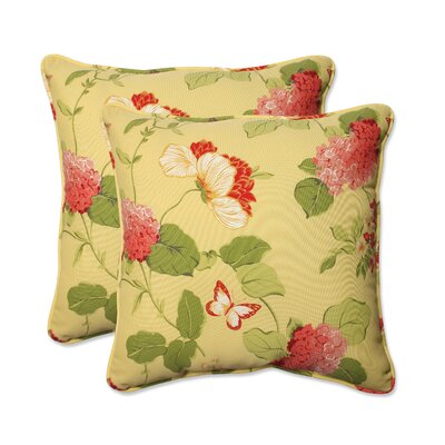 Risa Corded Indoor/Outdoor Throw Pillow