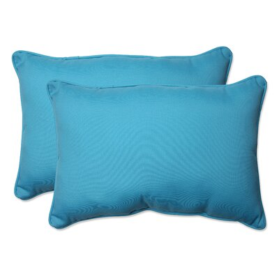 Veranda Indoor/Outdoor Lumbar Pillow Size: 16.5 W x 24.5 W x 5 D