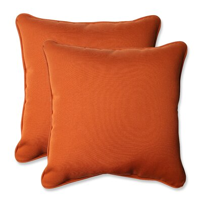 Cinnabar Corded Indoor/Outdoor Throw Pillow