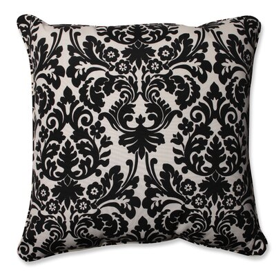 Essence Onyx Outdoor/Indoor Throw Pillow