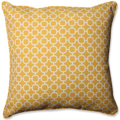 Hockley Outdoor/Indoor Throw Pillow Color: Banana