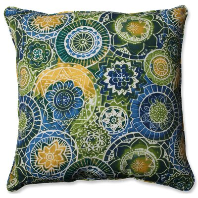 Omnia Lagoon Outdoor/Indoor Throw Pillow