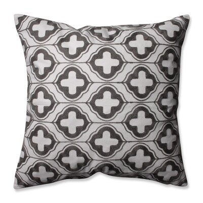 Aegis Throw Pillow Color: Iron