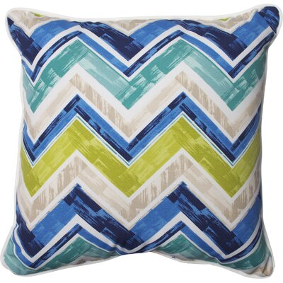 Marquesa Marine Indoor/Outdoor Throw Pillow