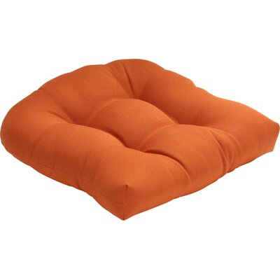 Cinnabar Outdoor Seat Cushion