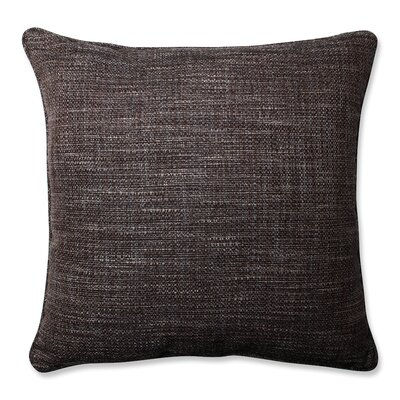 Tweak Gravel Throw Pillow Size: 25 x 25