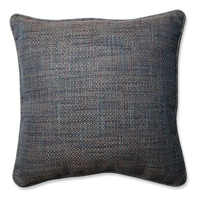 Tweak Bluestone Throw Pillow Size: 16.5 x 16.5