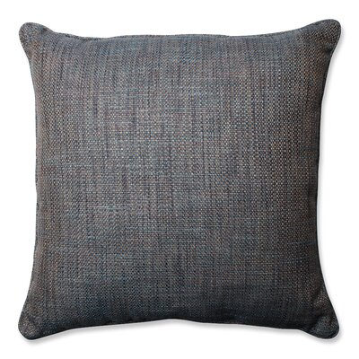 Tweak Bluestone Throw Pillow Size: 25 x 25