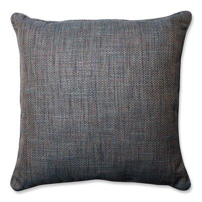 Tweak Bluestone Throw Pillow Size: 25 x 25