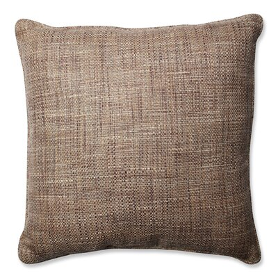 Tweak Nutria Throw Pillow Size: 18 x 18