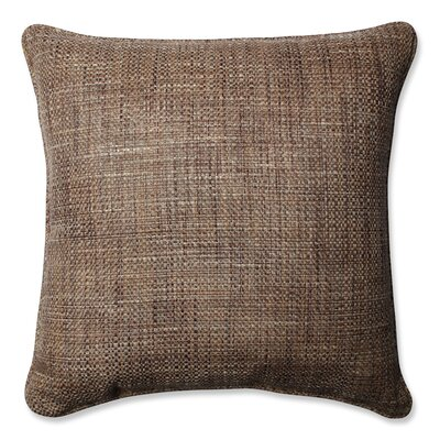 Tweak Nutria Throw Pillow Size: 25 x 25