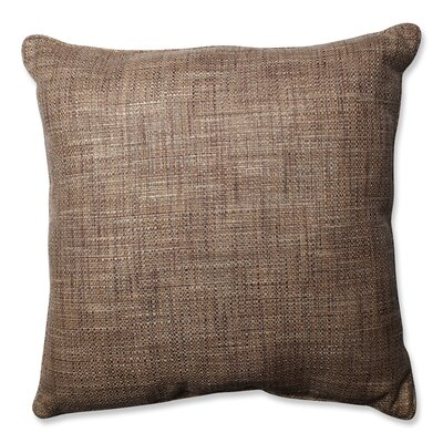 Tweak Nutria Throw Pillow Size: 16.5 x 16.5