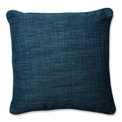Tweak Azure Throw Pillow Size: 18 x 18