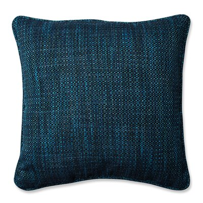 Tweak Azure Throw Pillow