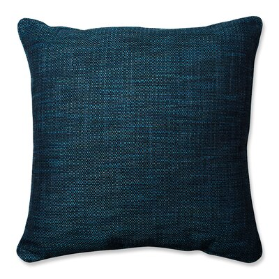 Tweak Azure Throw Pillow Size: 25 x 25
