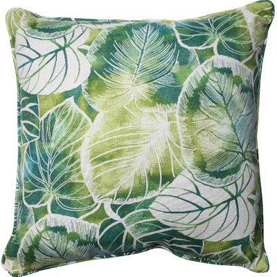 Key Cove Lagoon Indoor/Outdoor Floor Pillow