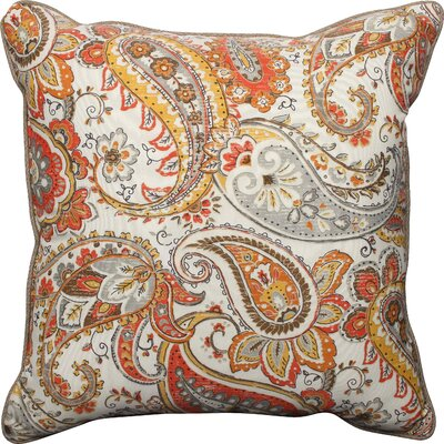 Hadia Sunset Indoor/Outdoor Floor Pillow