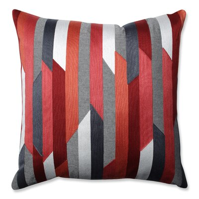 Dakota 100% Cotton Throw Pillow