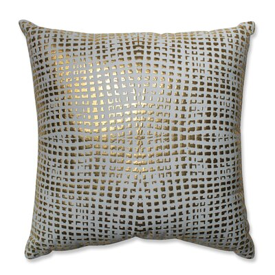 Glamour 100% Cotton Throw Pillow