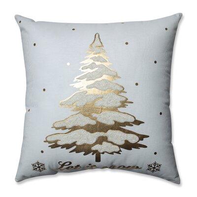 Glamour Single Tree 100% Cotton Throw Pillow