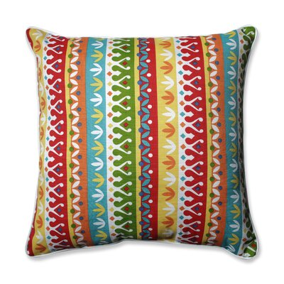 Cotrell Indoor/Outdoor Floor Pillow Color: Garden