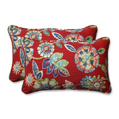 Daelyn Outdoor/Indoor Lumbar Pillow Size: 11.5 H x 18.5 W x 5 D