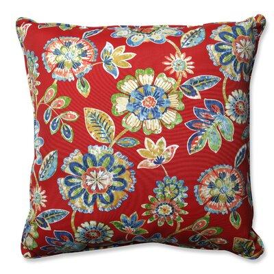 Daelyn Outdoor/Indoor Floor Pillow